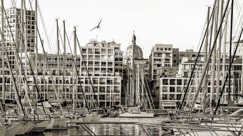 marseille france harbour