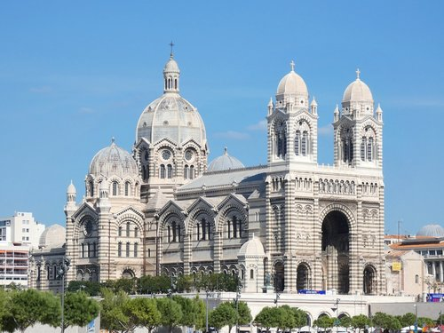 marseille  cathedral  major