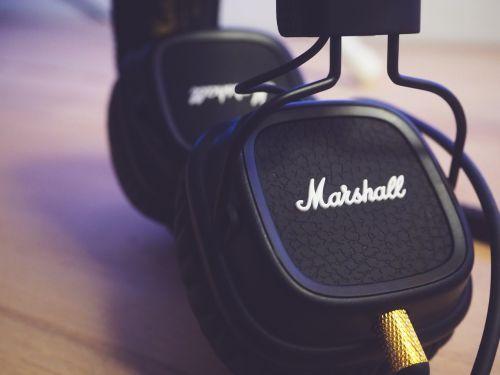 marshall audio speaker
