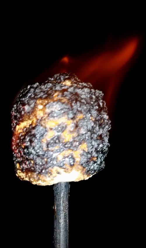 Marshmallow Burn