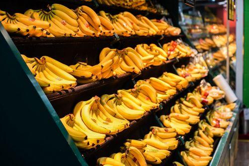 mart bananas large stores