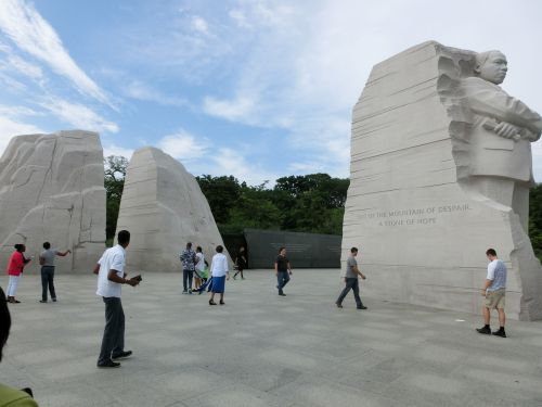 martin luther king places of interest monument