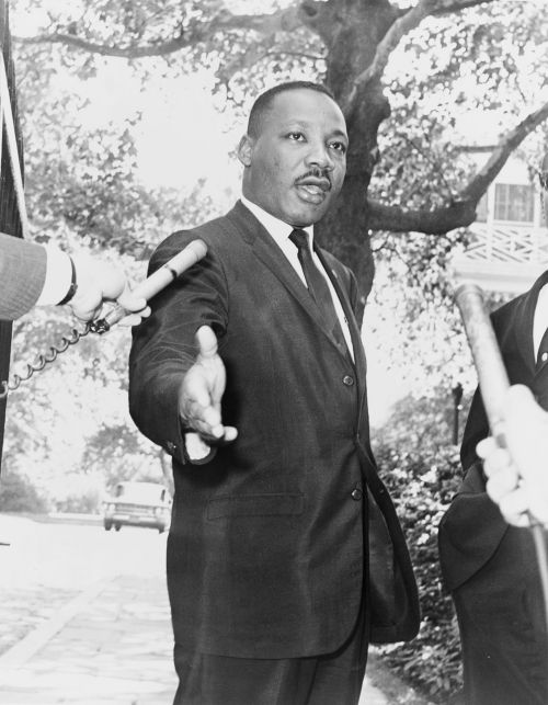 martin luther king i have a dream civil rights leader