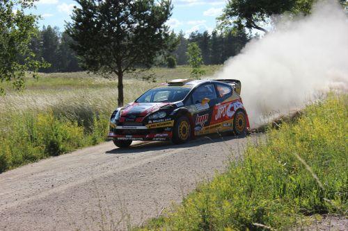 martin prokop 71 rally poland 2014 m-sport
