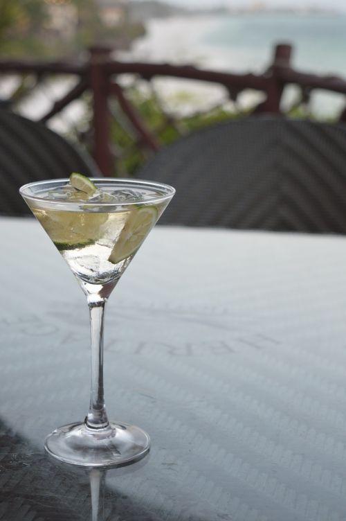 martini glass holidays