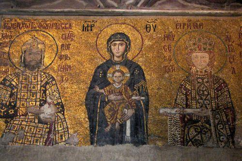 mary jesus st john the baptist