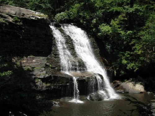 maryland waterfall nature