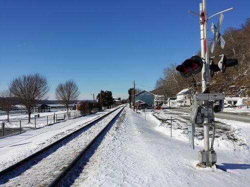 maryland farm snow