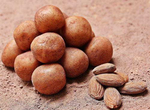 marzipan potatoes marzipan sweet goods
