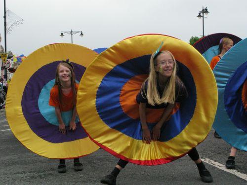 mas-band carnival costume