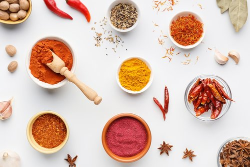 masala  ingredients  spices