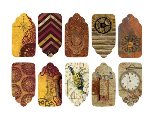 masculine steampunk tags