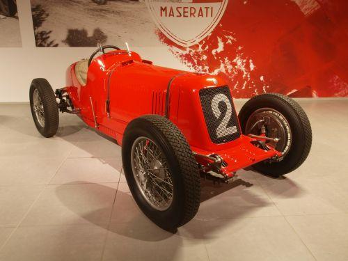 maserati 1933 car