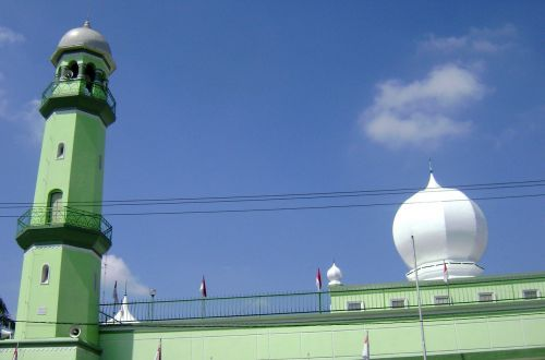 masjid bululawang malang