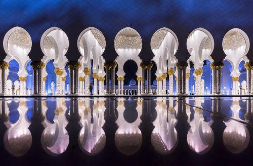 masjid abu dhabi architecture