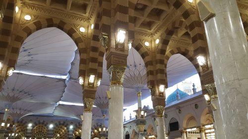 masjid nabawi masjid madinah