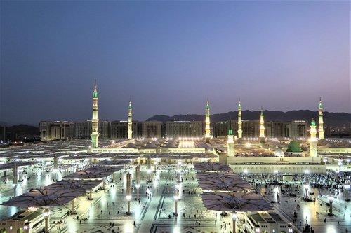 masjid nabawi  medina  i've to medina
