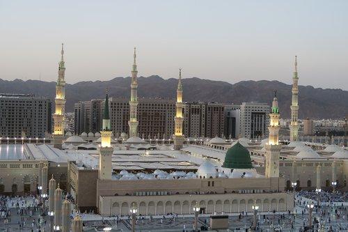masjid nabawi  i've to medina  medina