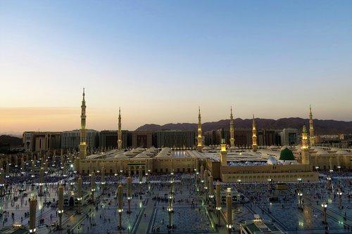 masjid nabawi  cami  islam