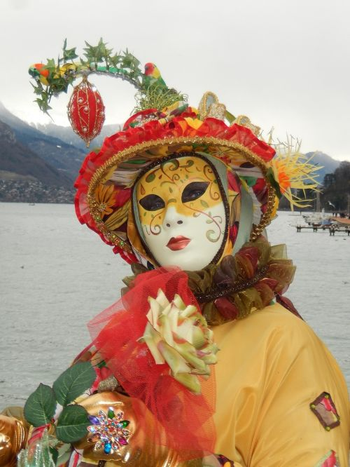 mask carnival disguise