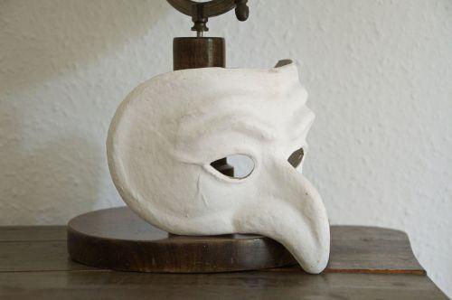 mask pulcinella pulcinella mask