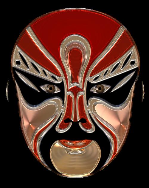mask art metallizer
