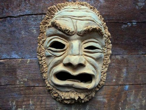mask fash art