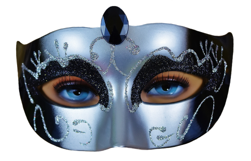 mask eyes carnival