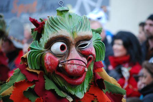 mask parade carnival