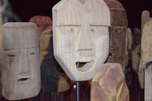 mask art craft