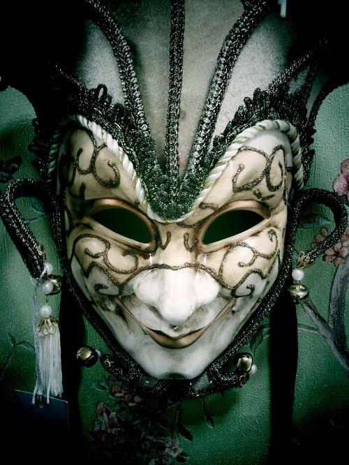 mask prom carnival