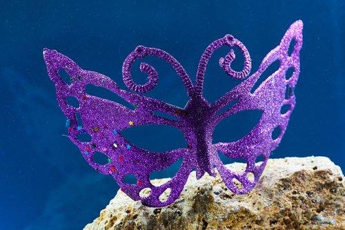 mask  purple  kennedy