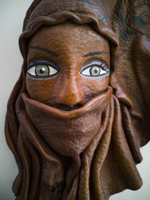 mask  wood  sculpture