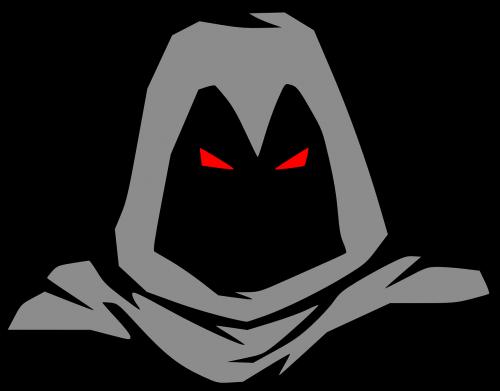 masked man evil