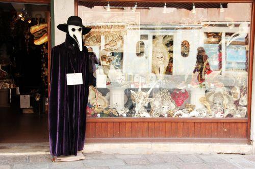 masks carnival venice