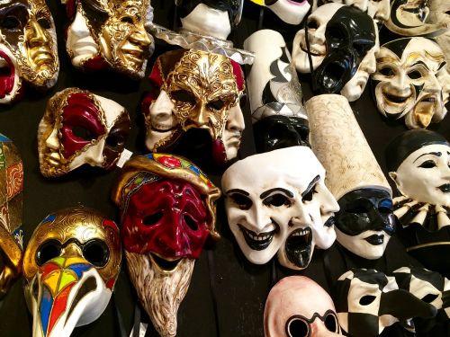 masks venice venetian mask