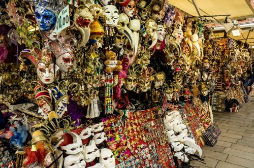 masks venice masquerade