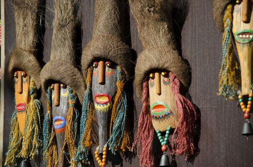 masks china yunnan