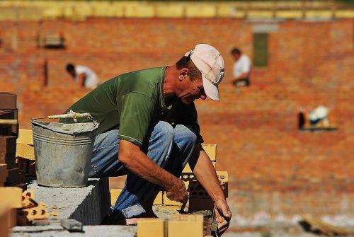 mason construction bucket