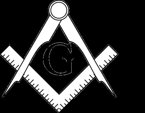 masonic circle compasses