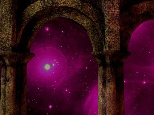 masonry pillar background