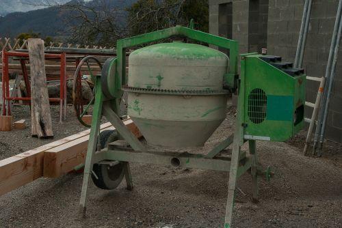 masonry concrete mixer cement