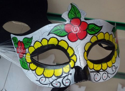 Masquerade Ball Face Mask