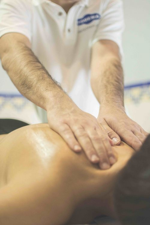 massage masoterapia physiotherapy
