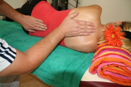 massage stress therapy