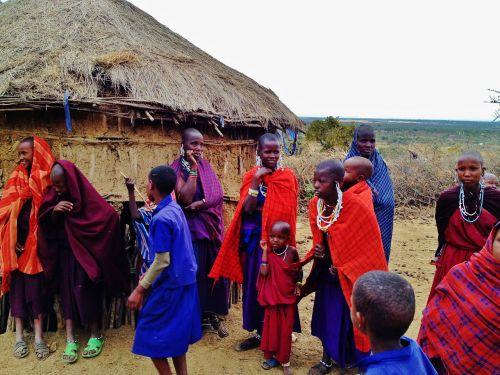 massai people tanzania