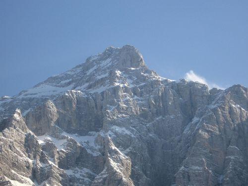 massif jumbo mountain summit