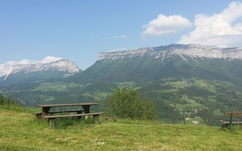 massif de la chartreuse mountain alps