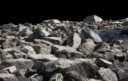 massive granite grey