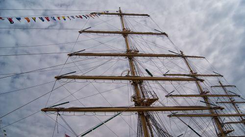 mast sailing boat masts